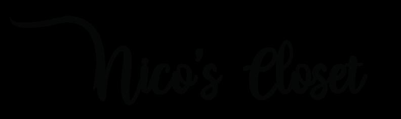 nicoscloset.com